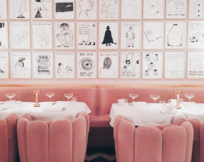The 8 Most Instagram Worthy Restaurant Interiors