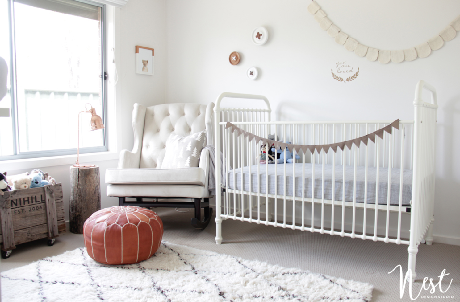 A Designer's Own Nursery